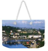 Kinsale, Co Cork, Ireland View Of Boats Weekender Tote Bag