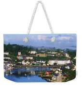 Kinsale, Co Cork, Ireland View Of Boats Weekender Tote Bag