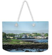 Kinvara Seaside Village Galway Ireland Weekender Tote Bag