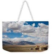 Kirgizian Jurts Weekender Tote Bag by Konstantin Dikovsky