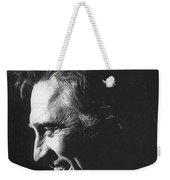 Kirk Douglas Laughing Old Tucson Arizona 1971 Weekender Tote Bag