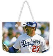 Kirk Gibson, Los Angeles Dodgers Weekender Tote Bag
