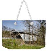 Kirker Covered Bridge  Weekender Tote Bag