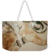 Kiss - Tile 1 Weekender Tote Bag