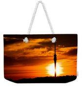 Kiss Of Morning Sun Weekender Tote Bag