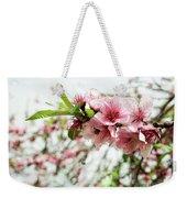 Kiss Of Spring Weekender Tote Bag
