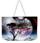 Kiss Of The Moon Weekender Tote Bag