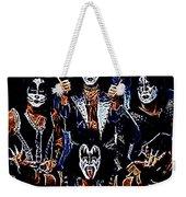 Kiss Weekender Tote Bag