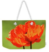 Kiss The Sun Weekender Tote Bag