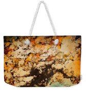 Kissed By Autumn's Winds Weekender Tote Bag