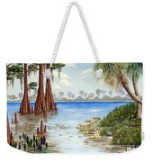 Kissimee River Shore Weekender Tote Bag