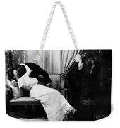 Kissing, C1900 Weekender Tote Bag