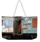 Kissing Cars Weekender Tote Bag