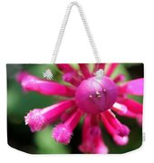 Kissing Flower Weekender Tote Bag