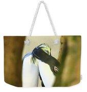 Kissing Pennguins Weekender Tote Bag