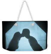 Kissing Weekender Tote Bag