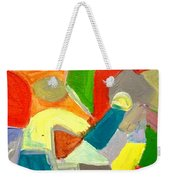 Kissy Road Market - Kissy - Freetown Weekender Tote Bag