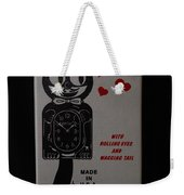 Kit Cat Klock Weekender Tote Bag