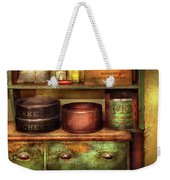 Kitchen - Food - The Cake Chest Weekender Tote Bag