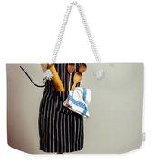 Kitchen Apron Weekender Tote Bag