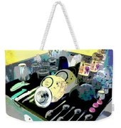 Kitchen Composition Weekender Tote Bag by Eikoni Images