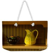 Kitchen Cupboard Weekender Tote Bag