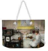 Kitchen - How I Bake Bread 1923 Weekender Tote Bag