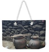 Kitchen Livestock Weekender Tote Bag