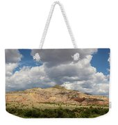 Kitchen Mesa Panorama Weekender Tote Bag