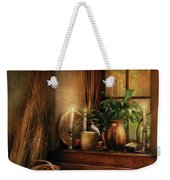 Kitchen - One Fine Evening Weekender Tote Bag by Mike Savad