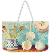 Kitchenware Weekender Tote Bag