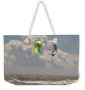 Kite Boarding Buxton Obx  Weekender Tote Bag