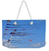 Kite Season Weekender Tote Bag