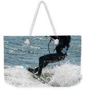 Kite Surfing Weekender Tote Bag