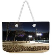 Kittamaqundi Nights - Rouse Brothers Strategize Weekender Tote Bag