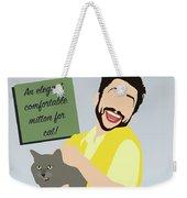 Kitten Mittons Weekender Tote Bag
