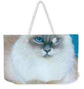 Kitty Coiffure Weekender Tote Bag