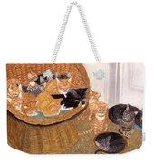 Kitty Litter I Weekender Tote Bag