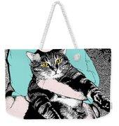 Kitty Loves Me Weekender Tote Bag