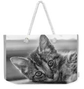 Kitty Nap Weekender Tote Bag