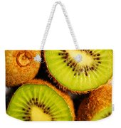 Kiwi Fruit Weekender Tote Bag