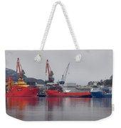 Kleven Yard Norway Weekender Tote Bag