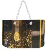 Klimt - Pallas Athena 1898 Weekender Tote Bag