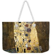Klimt: The Kiss, 1907-08 Weekender Tote Bag