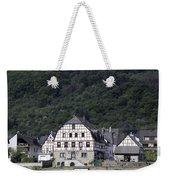 Km 578 Spay Germany Weekender Tote Bag