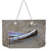 Knife Shell Weekender Tote Bag