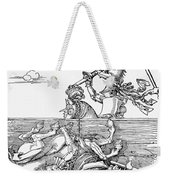 Knights: Tournament, 1517 Weekender Tote Bag