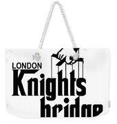 Knightsbridge Weekender Tote Bag