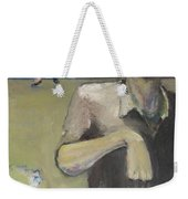Knock Out Weekender Tote Bag