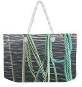 Knot Of My Warf II Weekender Tote Bag by Stephen Mitchell